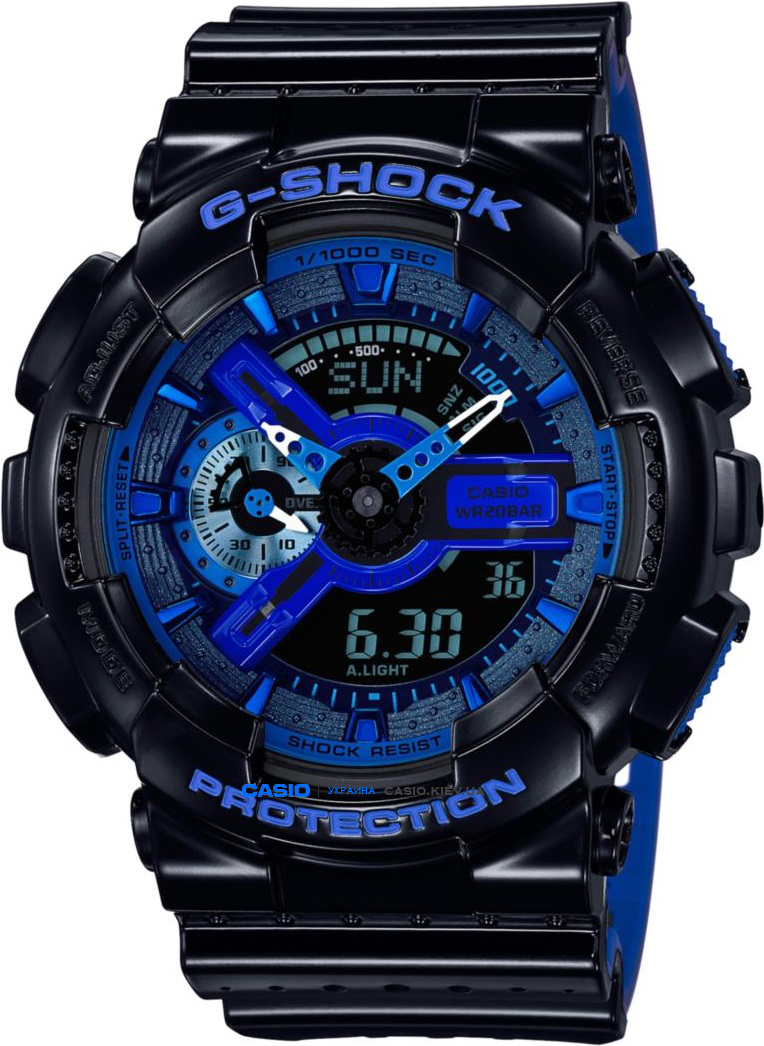 GA-110LPA-1A, Casio G-Shock