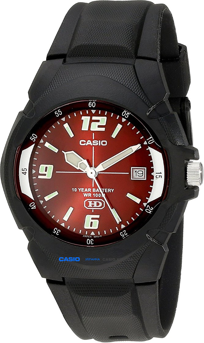 MW-600F-4, Casio Standard Analogue
