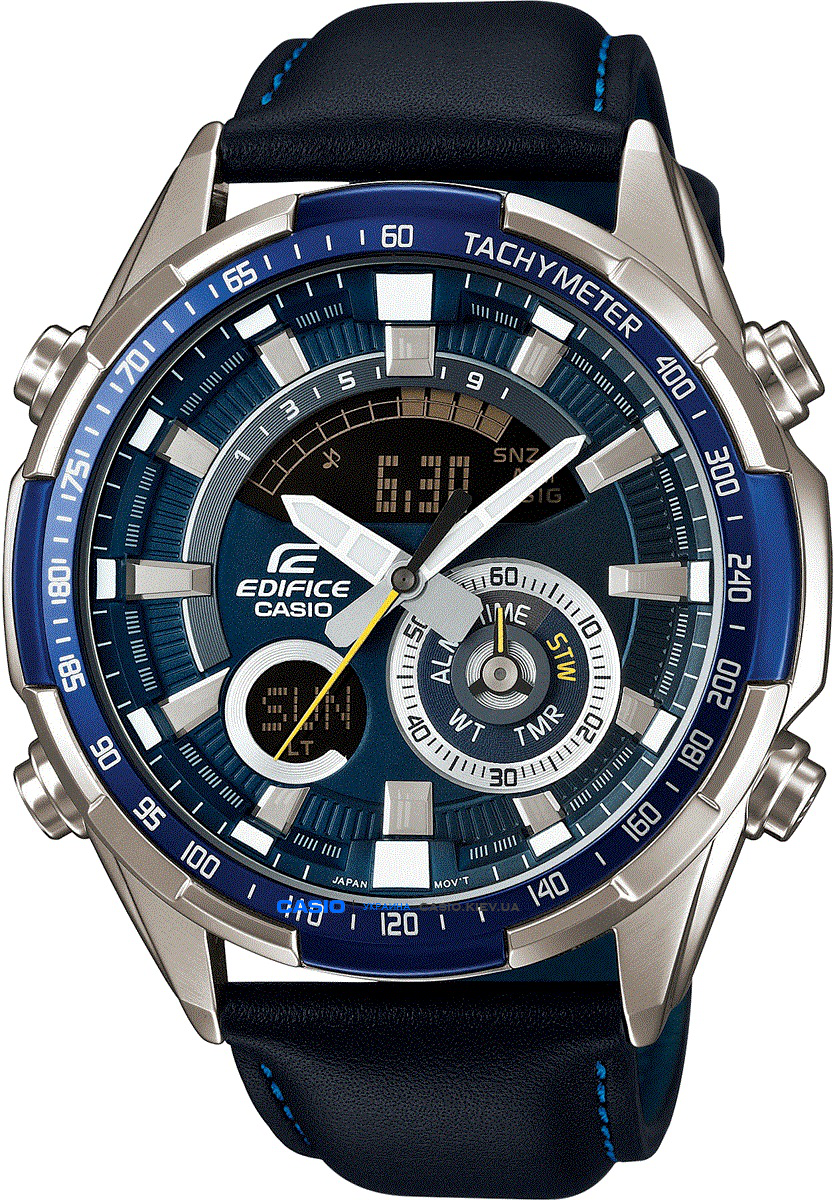 ERA-600L-2AVUEF, Casio Edifice
