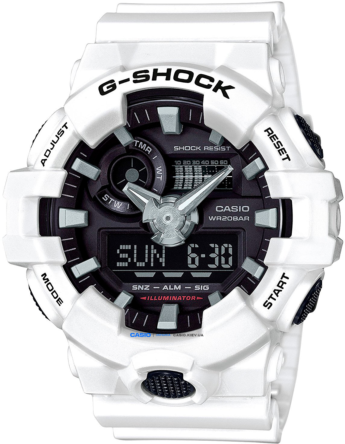 GA-700-7AER, Casio G-Shock