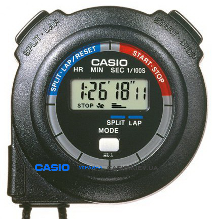 HS-3V-1S, Casio Standard Digital