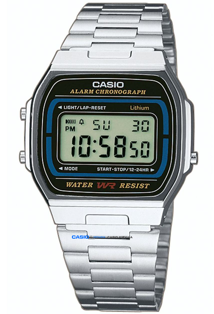 A164WA-1QYEF, Casio Standard Digital