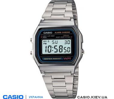 A-158WA-1U, Casio Standard Digital