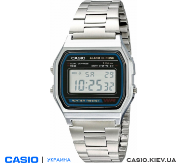 A158WA-1DF, Casio Standard Digital