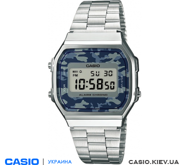 A168WEC-1EF, Casio Standard Digital