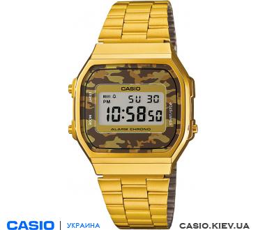 A168WEGC-5EF, Casio Standard Digital