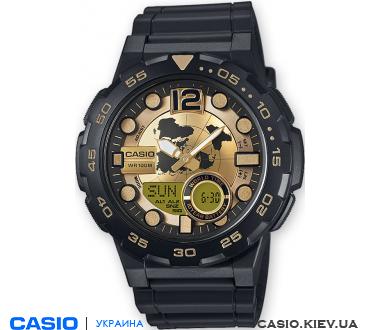 AEQ-100BW-9AVEF, Casio Combination
