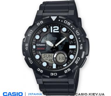 AEQ-100W-1AVEF, Casio Combination