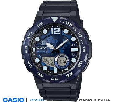 AEQ-100W-2AVEF, Casio Combination