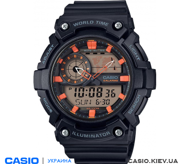 AEQ-200W-1A2VEF, Casio Combination
