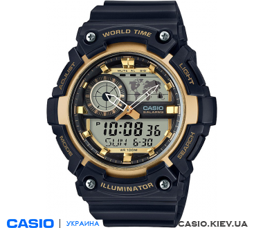 AEQ-200W-9AVEF, Casio Combination