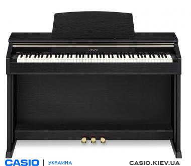 Цифровое фортепиано Casio AP-420BK