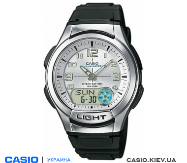AQ-180W-7BVEF, Casio Combination