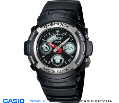 AW-590-1AER, Casio G-Shock