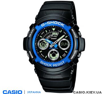 AW-591-2AER, Casio G-Shock