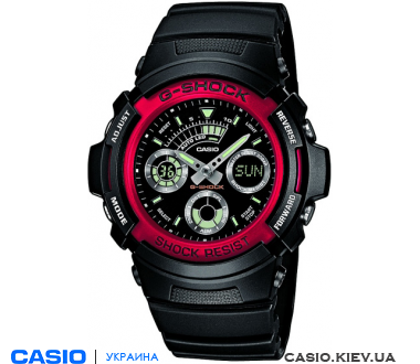 AW-591-4AER, Casio G-Shock