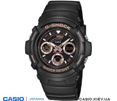 AW-591GBX-1A4ER, Casio G-Shock