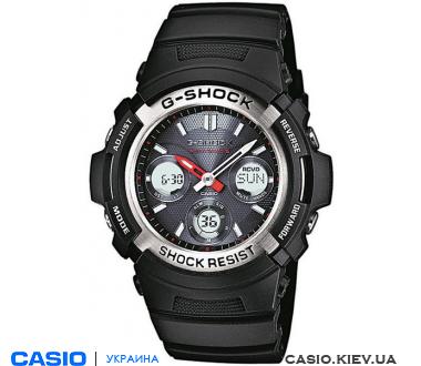 AWG-M100-1AER, Casio G-Shock