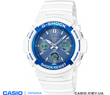 AWG-M100SWB-7A, Casio G-Shock