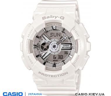 BA-110-7A3ER, Casio Baby-G