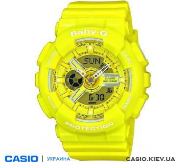 BA-110BC-9AER, Casio Baby-G