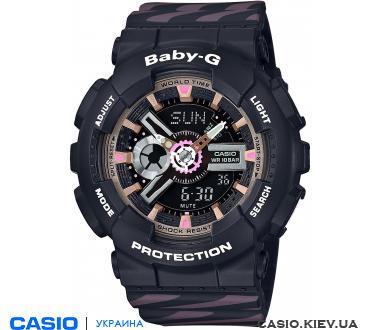 BA-110CH-1AER, Casio Baby-G