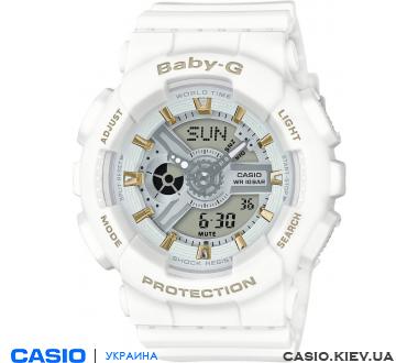 BA-110GA-7A1ER, Casio Baby-G