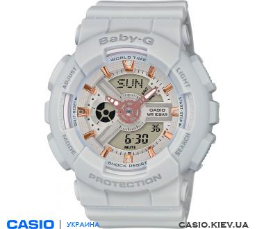 BA-110GA-8AER, Casio Baby-G