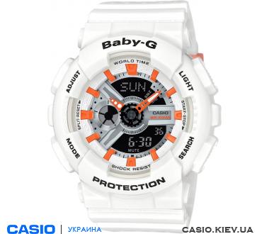 BA-110PP-7A2ER, Casio Baby-G