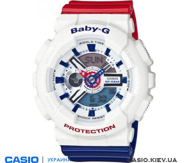 BA-110TR-7AER, Casio Baby-G