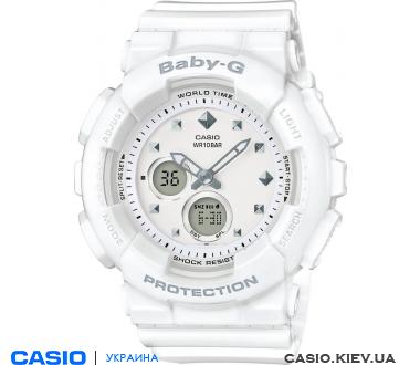 BA-125-7AER, Casio Baby-G