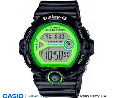 BG-6903-1BER, Casio Baby-G