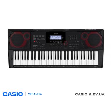 Синтезатор Casio CT-X3000C7