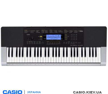 Синтезатор CASIO CTK-4400K7