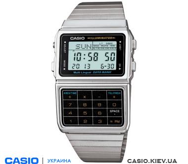 DBC-611E-1EF, Casio Databank