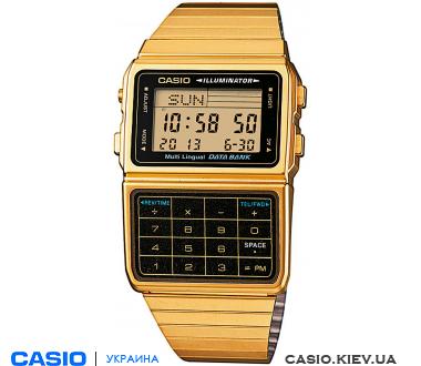 DBC-611GE-1EF, Casio Databank