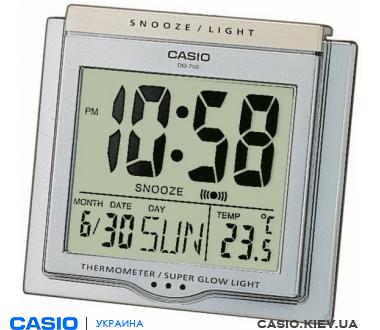 Будильник Casio DQ-750-8ER