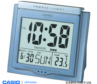 Будильник Casio DQ-750F-2DF