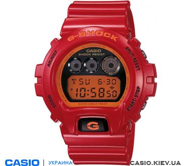 DW-6900CB-4, Casio G-Shock