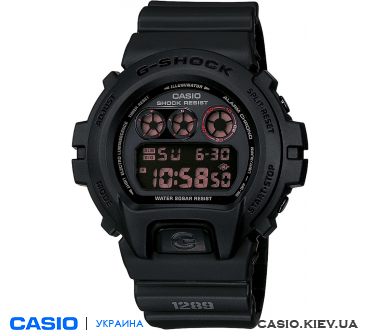 DW-6900MS-1CR, Casio G-Shock
