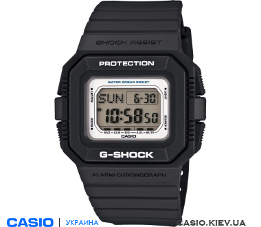 DW-D5500-1CR, Casio G-Shock