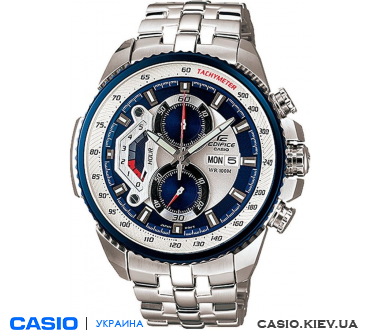 EF-558D-2AV, Casio Edifice