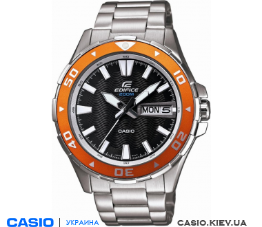 EFM-100D-1A4V, Casio Edifice