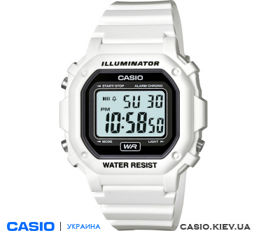 F-108WHC-7A, Casio Standard Digital