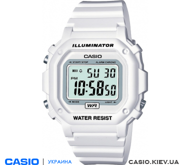 F-108WHC-7B, Casio Standard Digital
