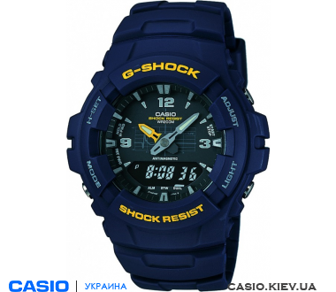 G-100-2BV, Casio G-Shock