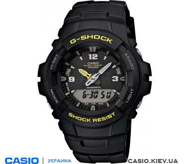 G-100-9CM, Casio G-Shock