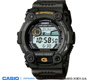 G-7900-3DR, Casio G-Shock