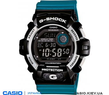 G-8900SC-1B, Casio G-Shock
