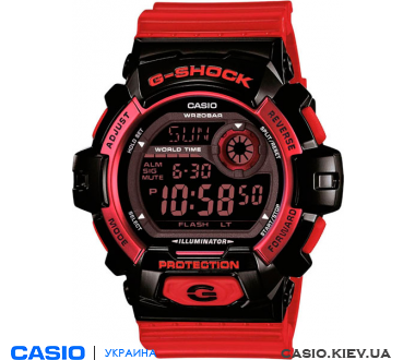 G-8900SC-1R, Casio G-Shock